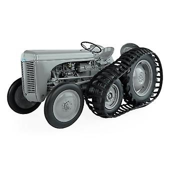 Ferguson TEA-20 with Half-Tracks Diecast Model Tractor