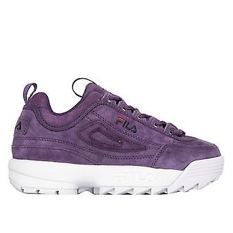 Fila disruptor S låg WMN Tillandsia lila 101060571Q Universal hela året kvinnor skor