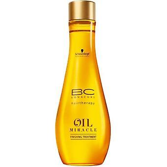 Schwarzkopf Professional ljus behandling av efterbehandling Oil Miracle Bonacure 100 ml