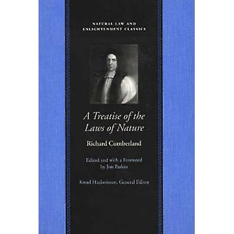 Treatise of the Laws of Nature by Richard Cumberland - 9780865974739