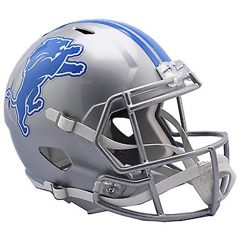 Riddell speed replica football helmet - NFL Detroit Lions