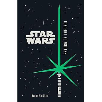 Star Wars - el retorno de la novela de Jedi Junior por Ryder Windham - 9781405