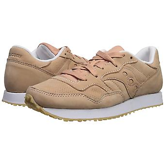 Saucony Womens dxn treinador baixo Top Lace Up moda tênis