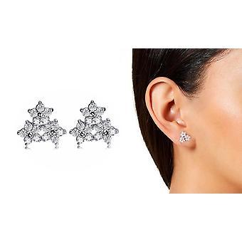 Bländande stjärna örhängen