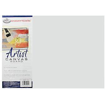 Royal & Langnickel Canvas Board 10 x 12