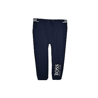 Hugo Boss Boys Hugo Boss Boy's Navy Jogging Bottoms