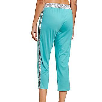 Rösch 1203218-15640 Femei&s Pure Spearmint Blue Pyjama Pant