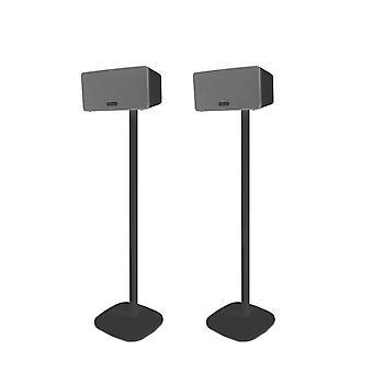 Vebos padló állvány Sonos Play 3 fekete szett