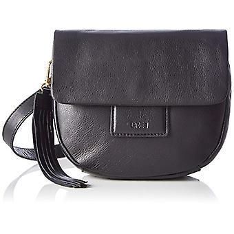 BREE 352001 Black Woman Strap Bag (Noir (Noir)) Taille unique