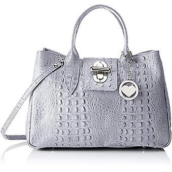 Pocbags Cbc7718tar Hand bag Women Grey 15x25x35 cm (W x H x L)
