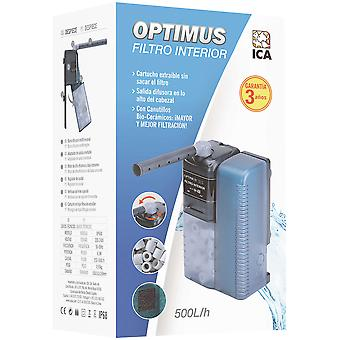 Ica Optimus Filter 500L / H (Fische , Filter und Pumpen , Innenfilter)