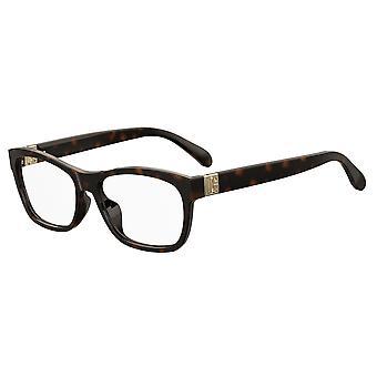 Givenchy GV0111/G 086 Dark Havana Glasses