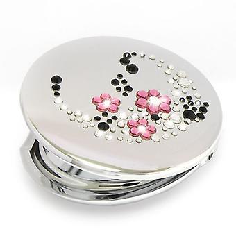Pink pocket mirror ACSP-06.3