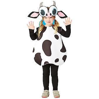 Big Eyed Cow Costume
