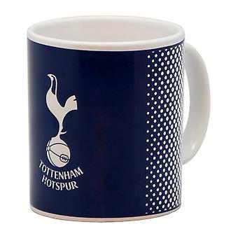Mug Tottenham Hotspur FC Fade jalka pallo
