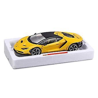 Maisto 1:18 Lamborghini Centenario Eksklusiv udgave Gul