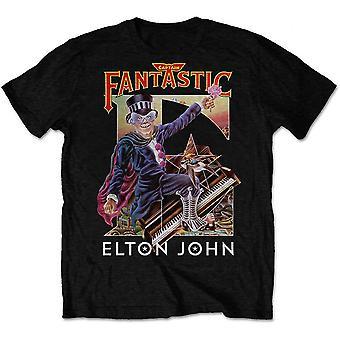 Elton john - captain fantastic - t-shirt