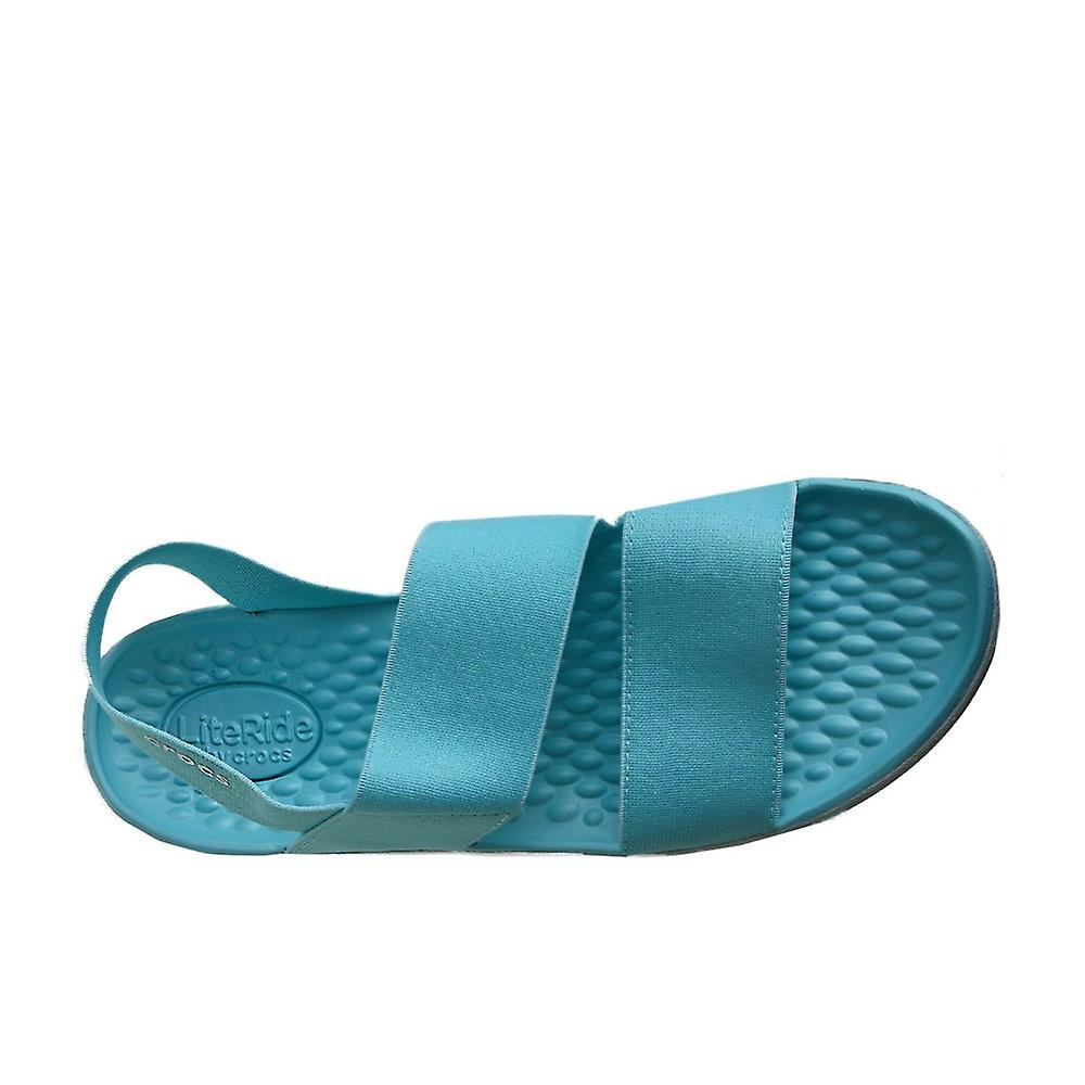 Crocs Literide Stretch 2060814KP universele zomer damesschoenen - Gratis verzending OWgbuK