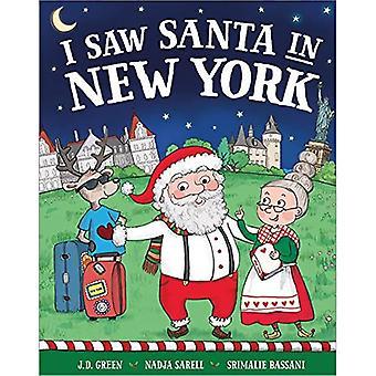I Saw Santa in New York (I Saw Santa)