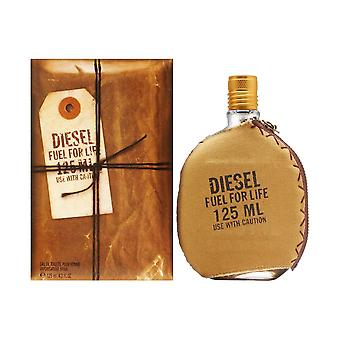 Diesel fuel for life by diesel for men 4.2 oz eau de toilette spray