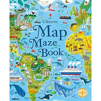 Map Mazes by Sam Smith - 9781474921466 Book