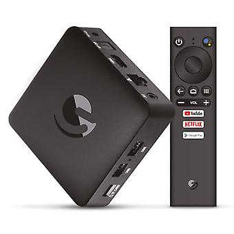 TV Player Engel EN1015K 8 GB WiFi Black