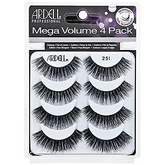 Ardell Mega Volume 4 Pack 251