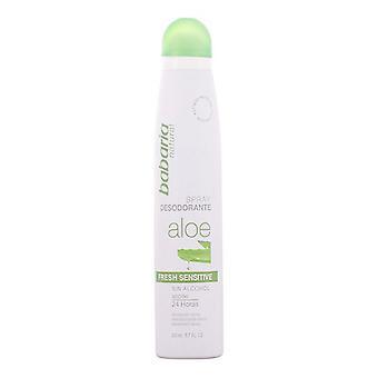 Spray Dezodorant Aloe Vera Fresh Sensitive Babaria (200 ml)