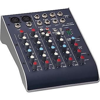 Studiomaster Ca2si-2 Kompaktný mixér s USB