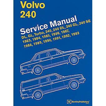 Volvo 240 Service Manual - DL - GL - Turbo - 240 - 240 DL - 240 GL - 2