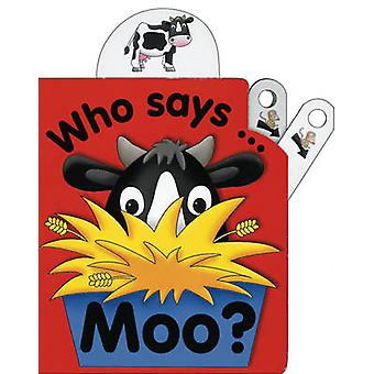 Flip Top - Chi dice Moo? di Jane Wolfe - The Toy Box - 9781843226796 B