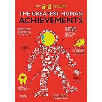 The Greatest Human Achievements by Grace Jones - 9781912171866 Book
