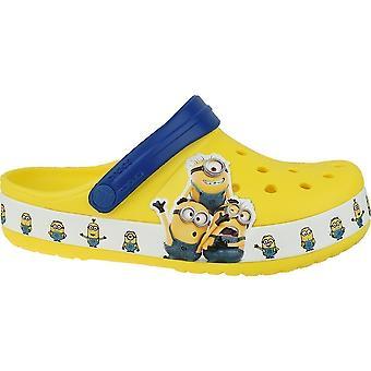 Crocs Fun Lab Minions Multi Clog 205512730 universal summer infants shoes
