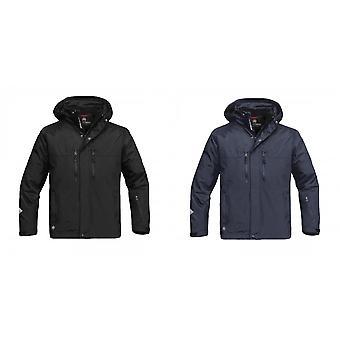Stormtech Mens Beaufort 3-in-1 systeem Jacket Hooded (waterdichte & ademend)