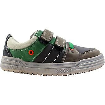 Clarks Chad Skate Grey/green 26105172 Toddler