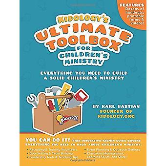 KIDZ - Kidology's Toolbox Children's Min by Karl Bastian - 97816286276