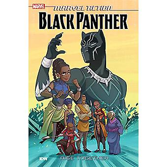 Marvel Action - Black Panther - Rise Together - Book Two by Vita Ayala -