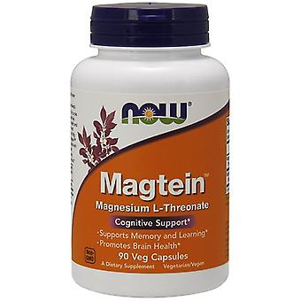Now Foods Magtein 90 Capsules