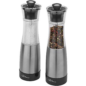 Paul Bocuse Duo Salt And Pepper Mill Set