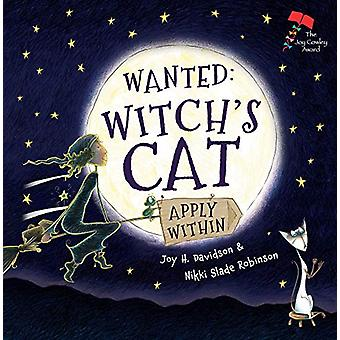 Wanted - Witch's Cat - Apply Within by Joy H. Davidson - 9781912904860