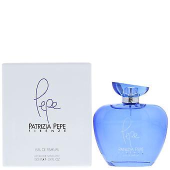 Patrizia Pepe Pepe Eau de Parfum 100ml Spray For Her