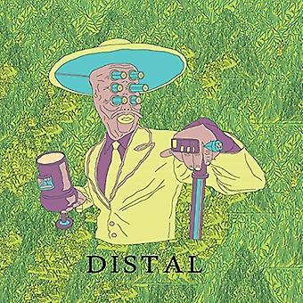 Distal - Psychomagic [CD] Usa import