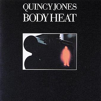 Quincy Jones - Body Heat [CD] USA importieren