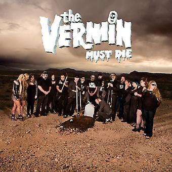 Vermin - Vermin Must Die [Vinyl] USA import