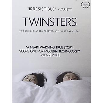 Twinsters [DVD] USA import