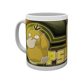 Pokémon, Mugg - Psyduck Neon
