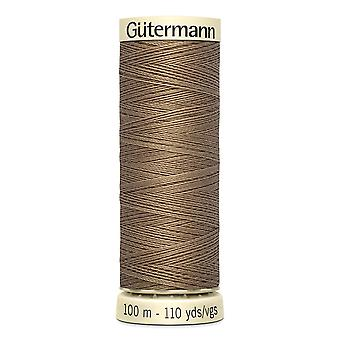 Gutermann Sew-all 100% Polyester Thread 100m Hand and Machine Colour Code  - 850