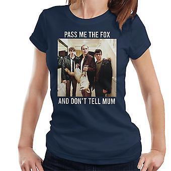 Friday Night Dinner Pass Me The Fox Women's T-Shirt