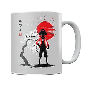 One Piece Japanese Style Mug