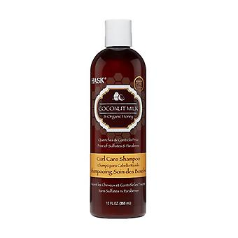 Kokosmelk en honing krul care shampoo 355ml